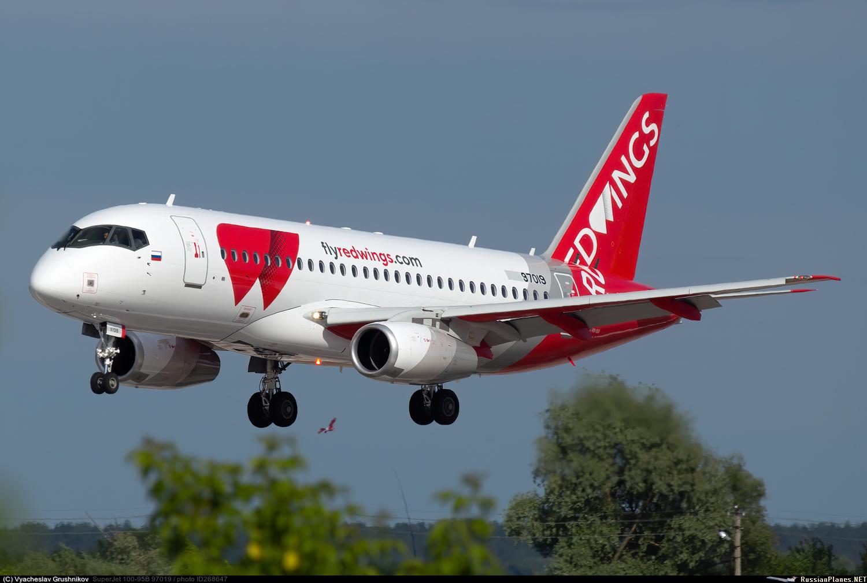 Новые планы разработки увеличенной версии самолета SSJ100