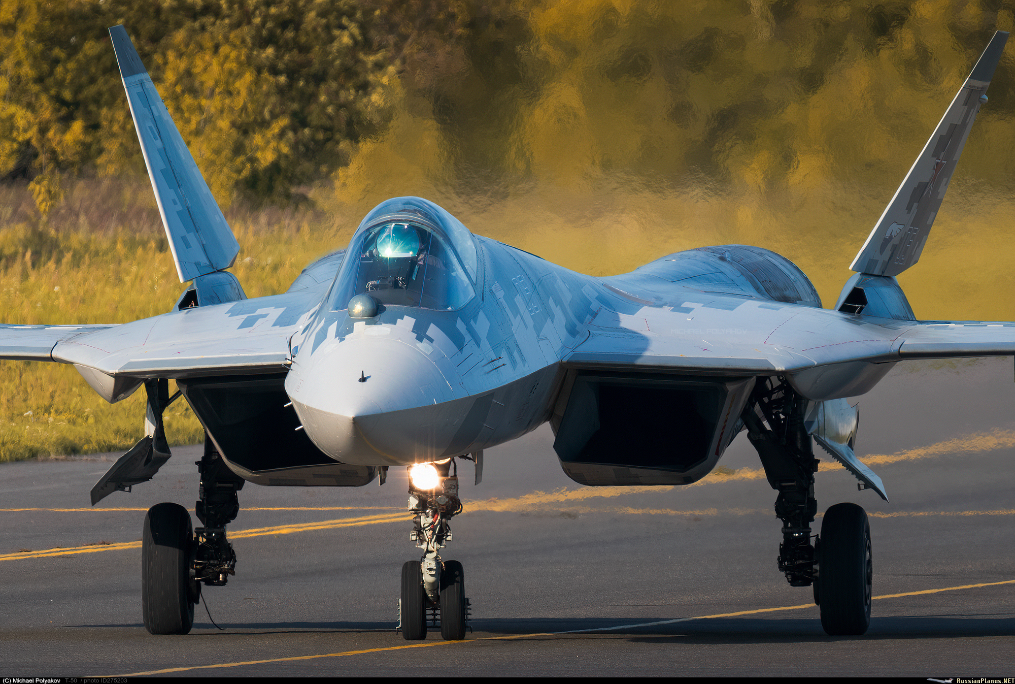 Su-57 Stealth Fighter: News #6 - Page 27 275203
