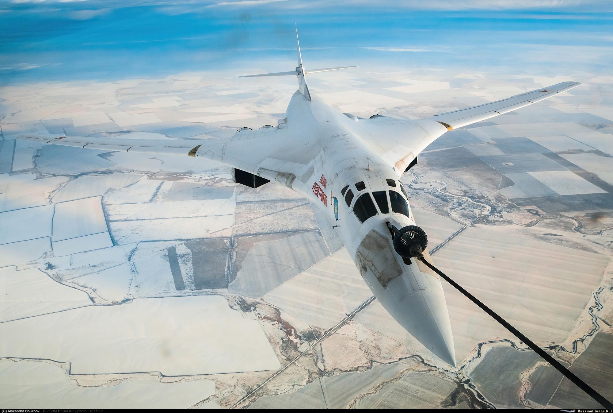 "Tu-160 ""White Swan"" - Page 36 277225"