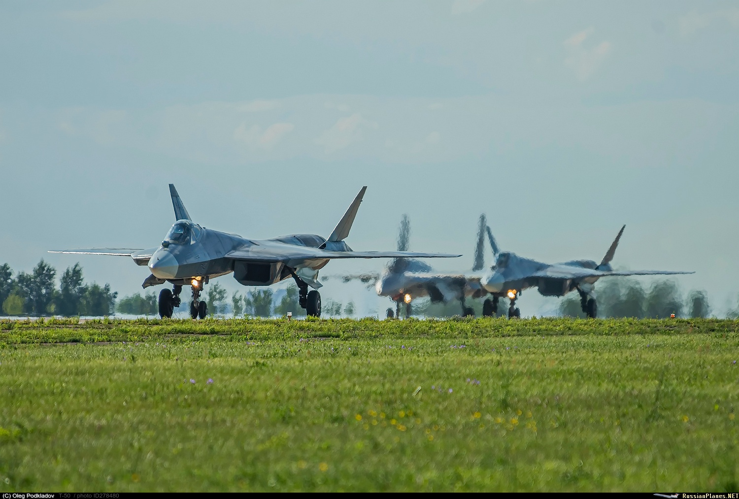 Su-57 Stealth Fighter: News #7 - Page 5 278480