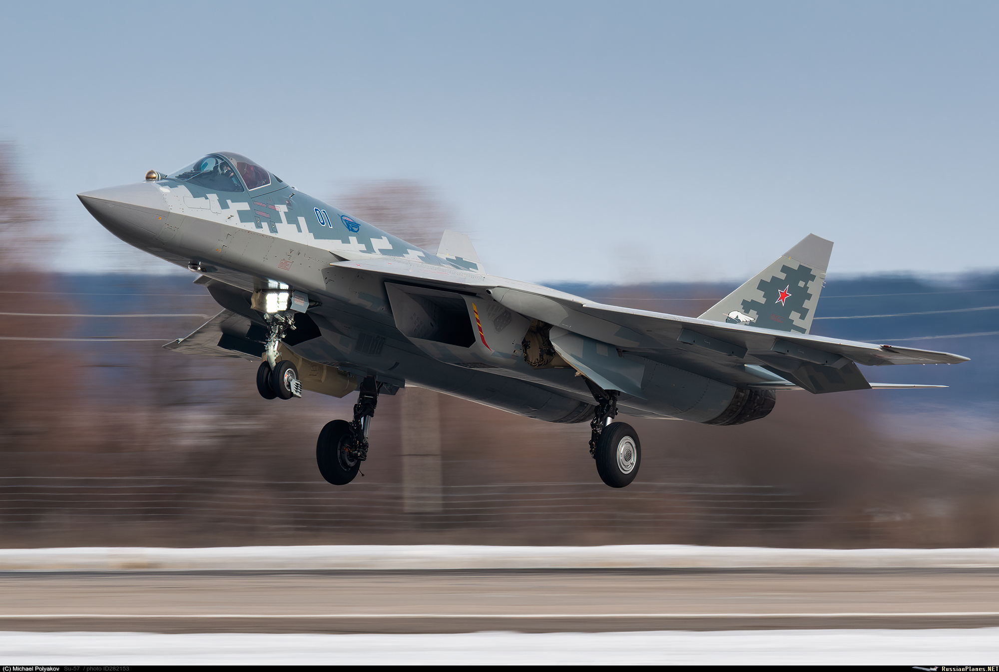 Su-57 Stealth Fighter: News #7 - Page 17 282153