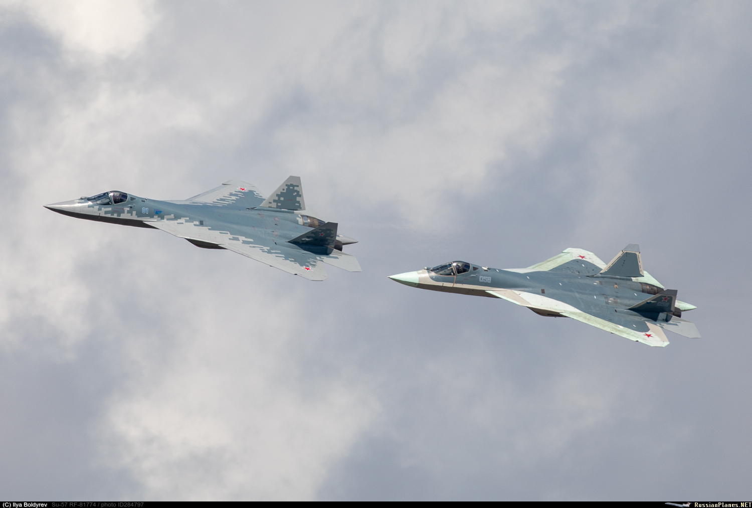 Su-57 Stealth Fighter: News #7 - Page 21 284797