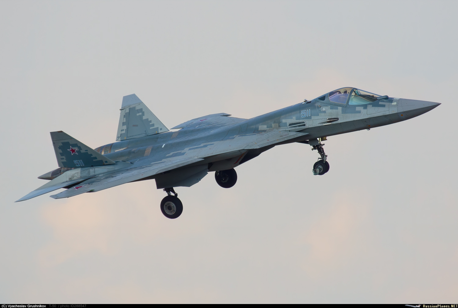Su-57 Stealth Fighter: News #7 - Page 30 288547
