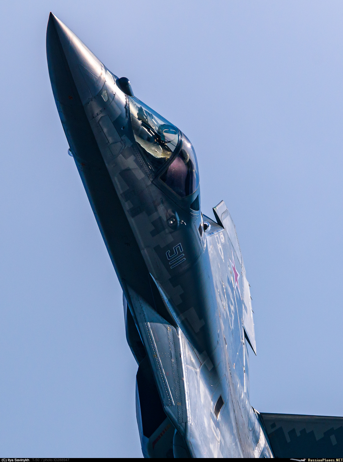Su-57 Stealth Fighter: News #7 - Page 36 288947