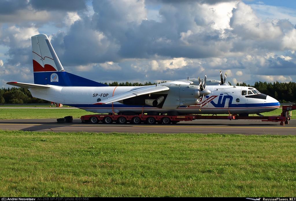 Самолет Ан-124 (Руслан технические характеристики, аренда