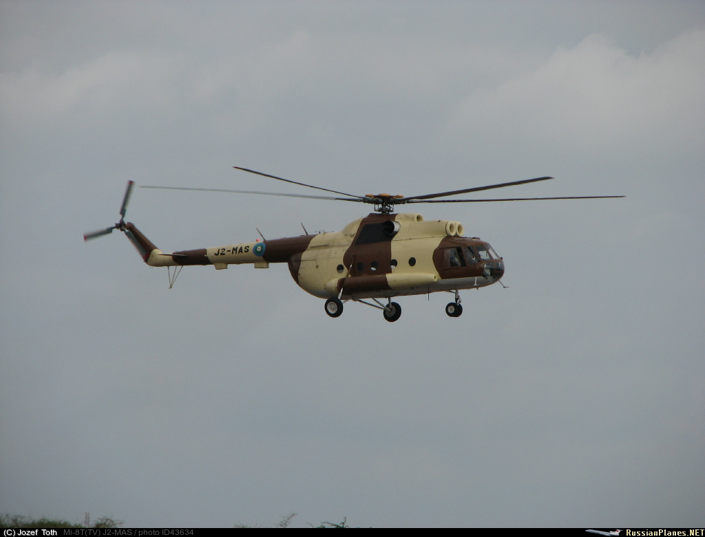 Armée djiboutienne / Djibouti National Army 043634