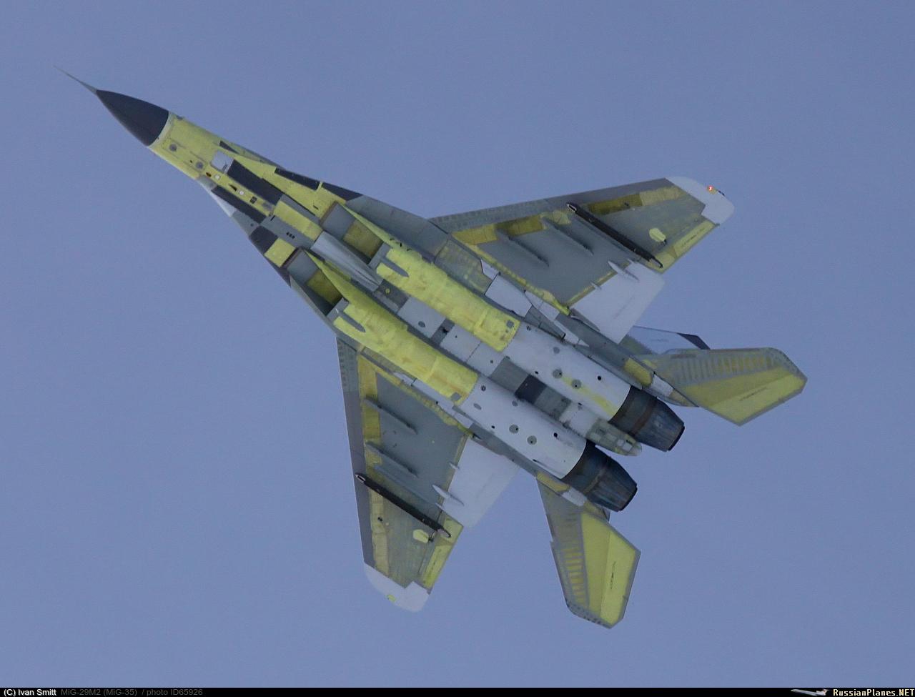 MiG-29/ΜiG-35 Fulcrum: News - Page 36 065926