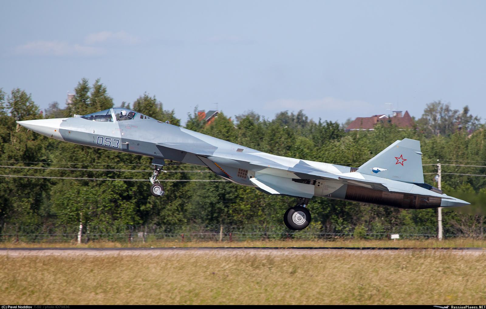 Самолет т 50 3 жуковский 21 06 2012 с pavel