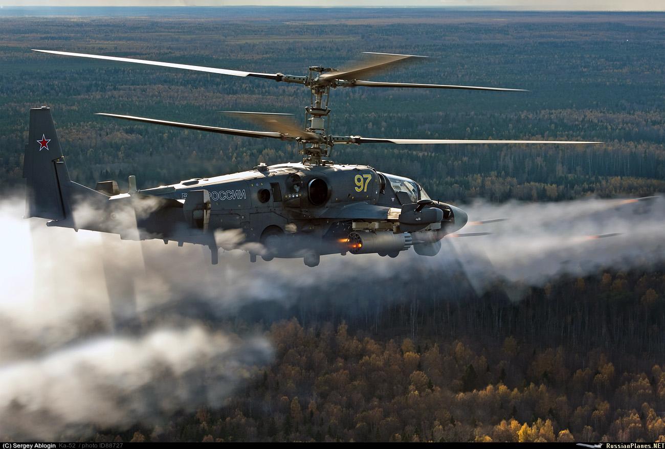 Реестр Ка-52 | Авиационный форум AVIAFORUM.