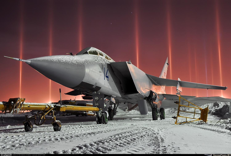 MiG-31BM/Κ Interceptor/Attack aircraft: News - Page 35 097106